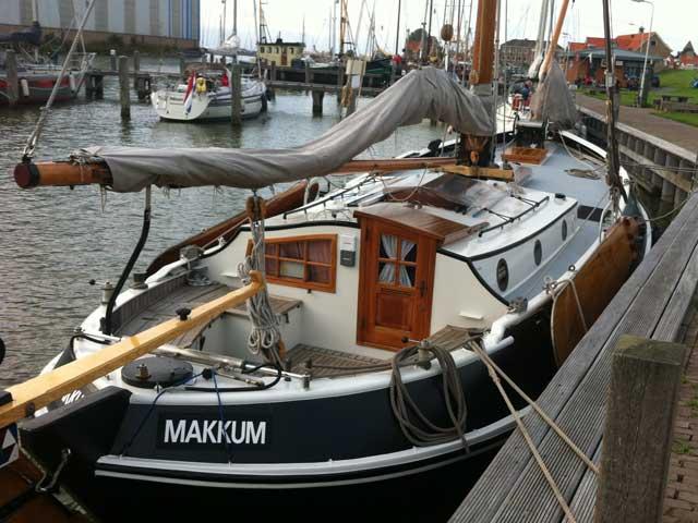 ruime dekken, veilig op zee